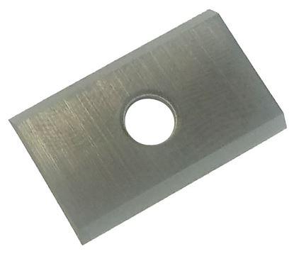 Obrázok pre výrobcu Štandardné HM žiletky N011 1 upínací otvor 2brity