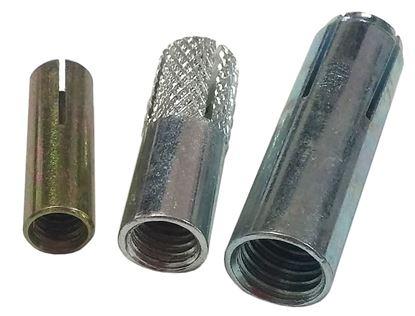 Obrázok pre výrobcu Natĺkacia kovová hmoždinka TAP