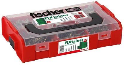 Obrázok pre výrobcu Fischer MIX 532893 Montážna prepravka s hmoždinkami