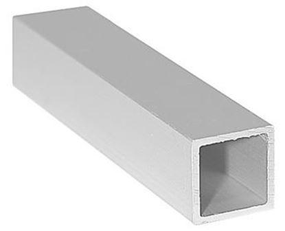 Obrázok pre výrobcu Hliníkový profil štvorec PRK
