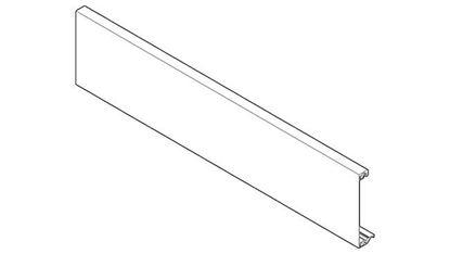 Obrázok pre výrobcu Predná časť bez drážky Z31L1036A