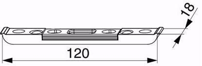 Obrázok pre výrobcu Protiplech zástrče MACO 26799