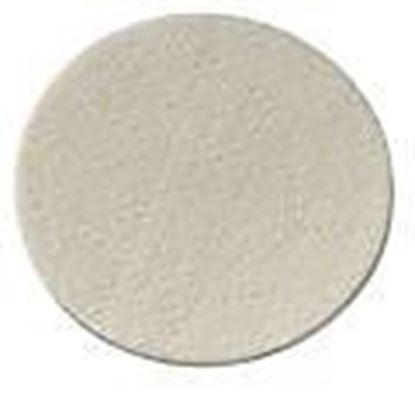 Obrázok pre výrobcu Leštiaca plsť so suchým zipsom mäkká 155 x 5 mm Metabo 624965