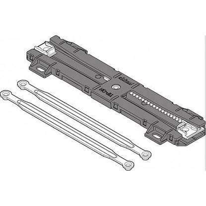 Obrázok pre výrobcu Synchronizácia TIP-ON do šírky korpusu KB 550 mm