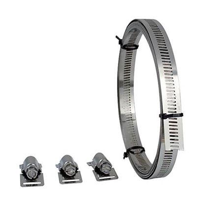 Obrázok pre výrobcu SK páska 25m BW4 8mm + 50 zámkov
