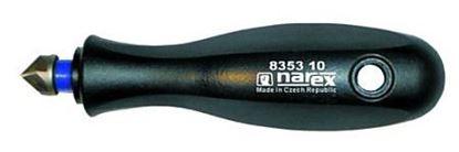 Obrázok pre výrobcu Narex 8353 10 Záhlbník kužeľový s rukoväťou