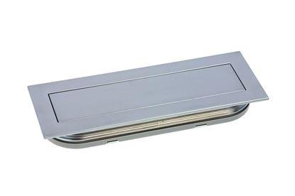 Obrázok pre výrobcu Zádlabná úchytka smart-touch 01045-140 al