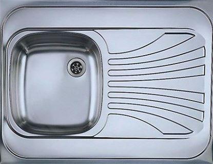 Obrázok pre výrobcu Alveus Classic 30 Nerezový drez 800 x 600 mm