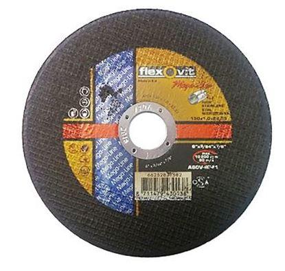 Obrázok pre výrobcu Rezný kotúč Flexovit Mega-line 150 mm inox