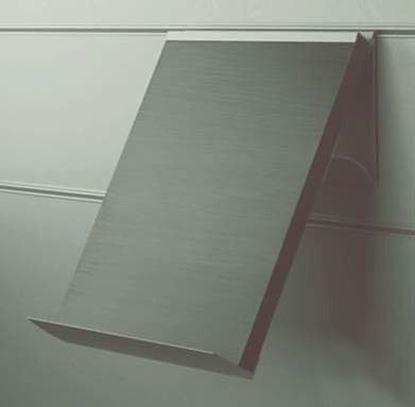 Obrázok pre výrobcu Držiak katalógu spodný profil 230 mm Zobal 03204105