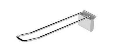 Obrázok pre výrobcu Priemyselný háčik dvojitý 206 mm Zobal 03205305
