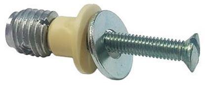 Obrázok pre výrobcu Okenná skrutka komplet chrómová