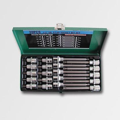 Obrázok pre výrobcu Gola sada Honiton TRX H4020 1/2in 20 dielná