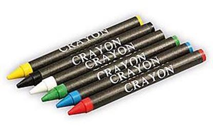 Obrázok pre výrobcu Sada voskových ceruziek 6 kusov 13277
