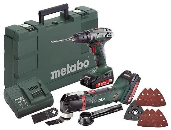 Obrázok Set Combo Metabo BS18 + MT18 685081000