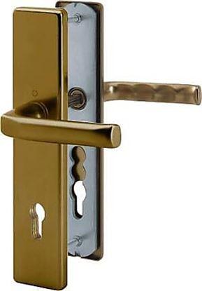 Obrázok pre výrobcu Kľučka + kľučka euro Hoppe London 55/72 F-4