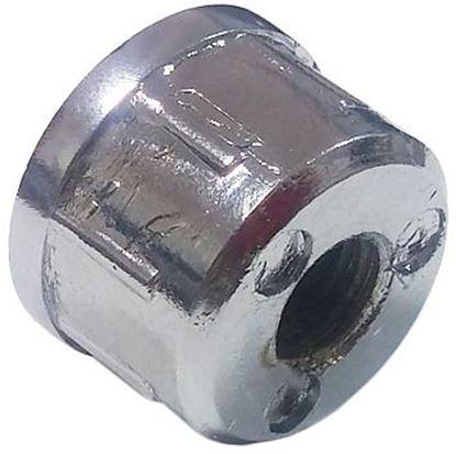 Obrázok pre výrobcu Rúra pätka kov R12M 25