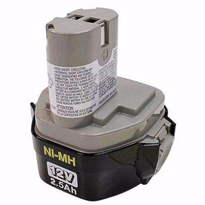 Obrázok pre výrobcu Makita Akumulátor 1234 Ni-MH 12 V/2,5 Ah