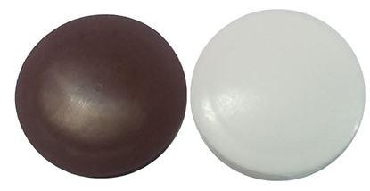 Obrázok pre výrobcu Krytka k otvoru na závesy 35 mm