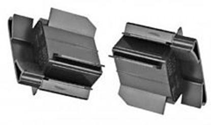 Obrázok pre výrobcu Klzný kolík ku koncovej lište Rehau RB3A Al 2 kusy
