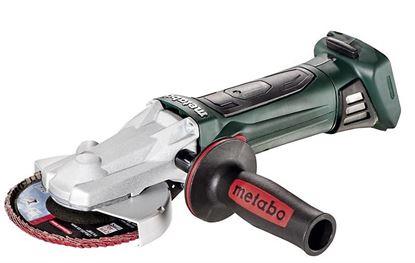 Obrázok pre výrobcu Metabo WF 18 LTX 125 Aku. uhlová brúska 601306890 bez aku.
