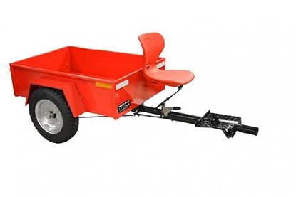 Obrázok pre výrobcu Prívesný vozík Hecht 57100