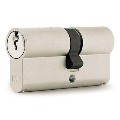 Obrázok pre výrobcu Cylindrická bezpečnostná vložka FAB 2024 3 kľúče DOPREDAJ