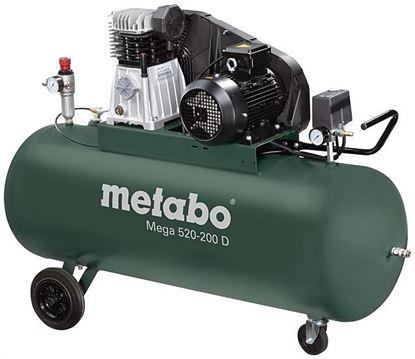 Obrázok pre výrobcu Olejový kompresor Mega 520-200 D Metabo 601541000
