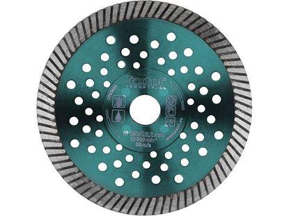 Obrázok pre výrobcu Diamantový kotúč Extol Turbo Fast 230 mm 8703055