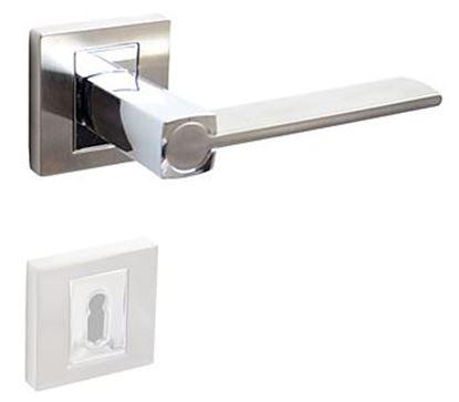 Obrázok pre výrobcu Delená kľučka Diana kl+kl nerez/al T-1731-121 G8-G2