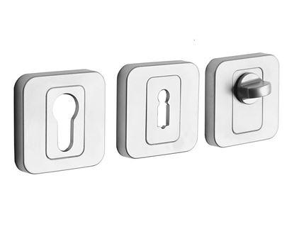 Obrázok pre výrobcu Rozeta Nomet G6 hliník