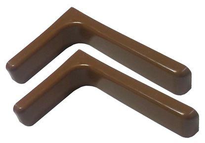 Obrázok pre výrobcu Konzola s krytkou L120 2ks