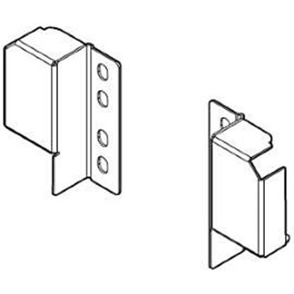 Obrázok pre výrobcu Flexibilný prídavný držiak rélingu Blum ZRR.5200
