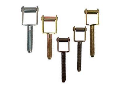 Obrázok pre výrobcu Okenná skrutkovacia skoba M8x50