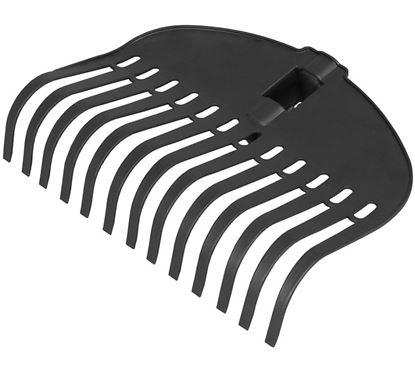 Obrázok pre výrobcu Plastové hrable na lístie Proteco Fusion 13 zubov bez násady 10.85-1000-P13
