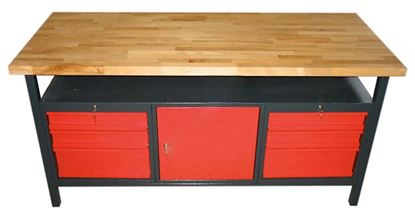 Obrázok pre výrobcu Pracovný stôl Güde 300440