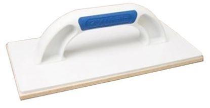 Obrázok pre výrobcu Plastové hladítko s filcom Kubala 135 x 275 mm 0382
