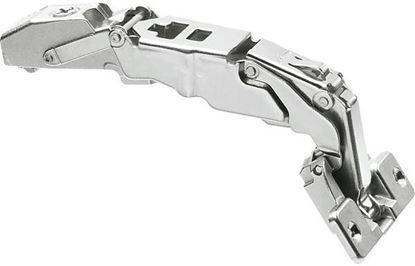 Obrázok pre výrobcu Naložený záves s uhlom otvorenia 155° Blum Tipon 70T7500BTL bez pera