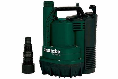 Obrázok pre výrobcu Metabo TP 12000 SI Plošné odsávajúce ponorné čerpadlo
