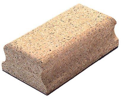 Obrázok pre výrobcu Brúsny blok korkový 70x125 mm SIA
