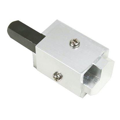 Obrázok pre výrobcu Dláto rohové 125-282403