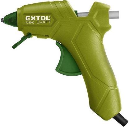 Obrázok pre výrobcu Tavná pištoľ Extol 25 W 7,2 mm 42200