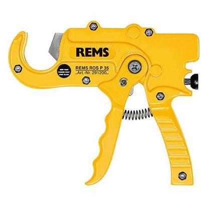 Obrázok pre výrobcu Nožnice na rúry REMS 291200R
