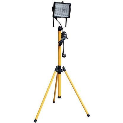 Obrázok pre výrobcu Halogénové svetlo 400 W + statív TO-TMHAH100