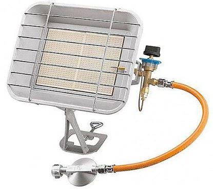 Obrázok pre výrobcu Plynový infra ohrievač DEDRA 4,6kW DED9970