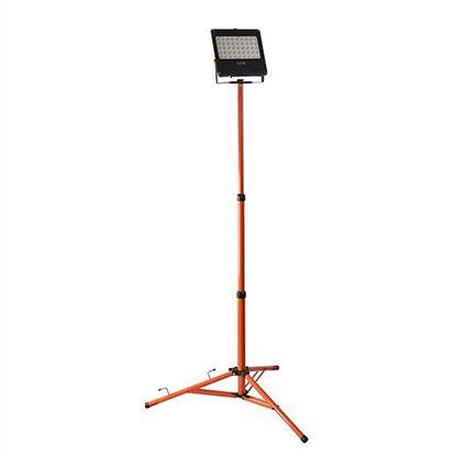 Obrázok pre výrobcu Solight Reflektor + stojan LED 50 W/4 250 lm 230 V, WM-50W-FES