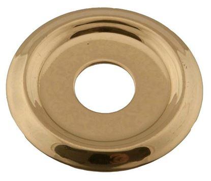 Obrázok pre výrobcu Podložka ku kukátku  zlatá 2865-1