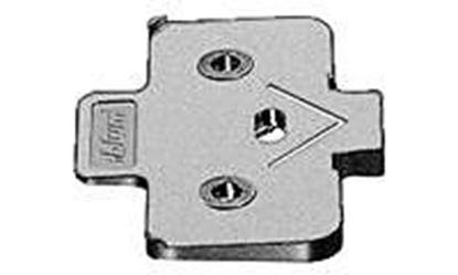 Obrázok pre výrobcu Uhlový klin pod záves Blum 171A5040