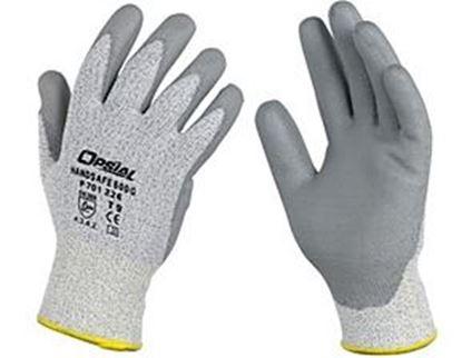 Obrázok pre výrobcu Rukavice handsafe  OPSIAL 600g veľkosť 7 90/597