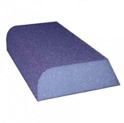 Obrázok pre výrobcu Brúsna štvorstranná špongia  zrezaná SIA KOMBIBLOK